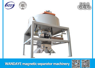 High Capacity Electromagnetic Separation / Ceramic Slurry Magnetic Roll Separator